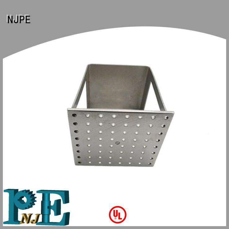 fabricated metal products bending for air valve NJPE