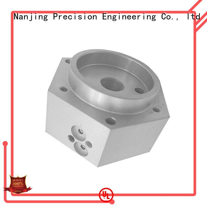 NJPE stainless cnc precision factory price for equipments