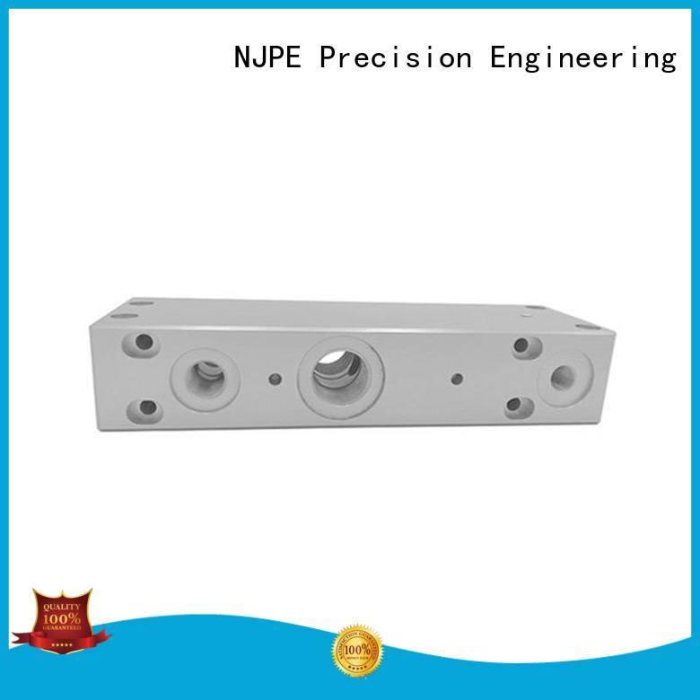 Custmized cnc machining aluminum machined parts