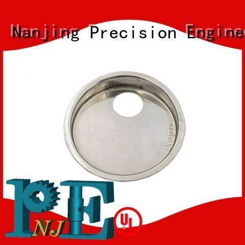 NJPE steel machining sheet metal energy saving for automobile