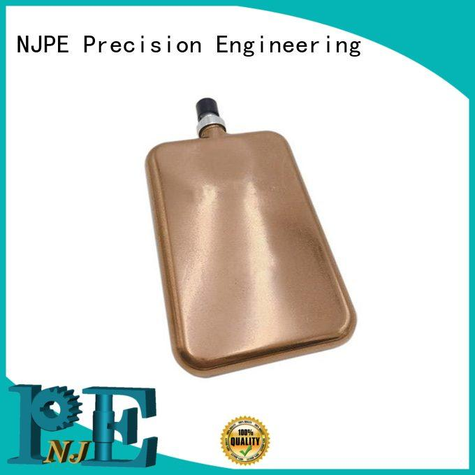 NJPE widely used precision sheet metal fabrication surface for equipements