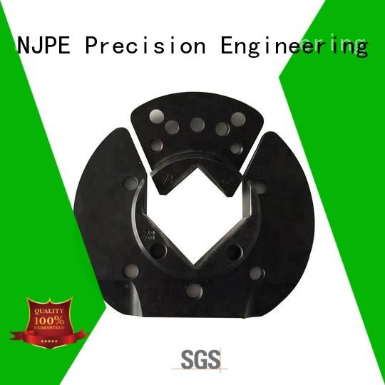 NJPE good quality steel assembly suppliers for industrial automation