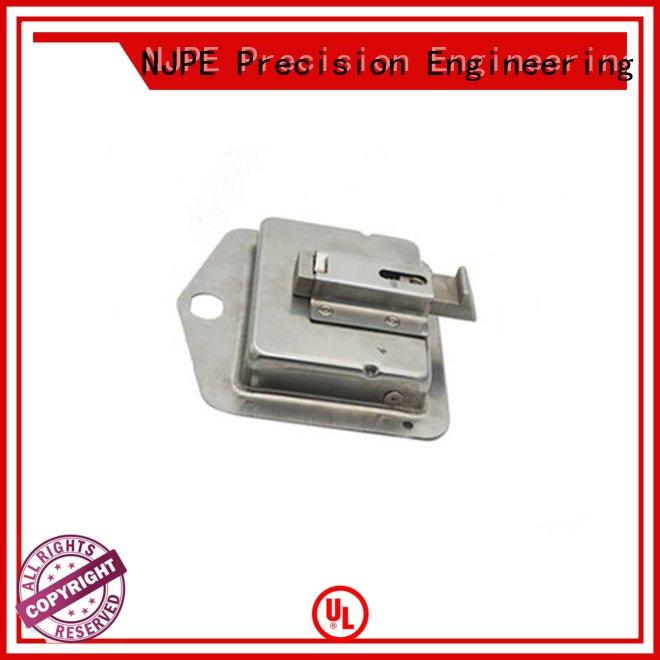 NJPE durable fitting assembly suppliers for air valve