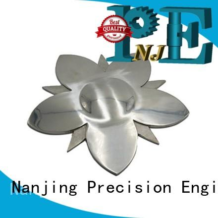 NJPE precision investment casting in china for industrial automation