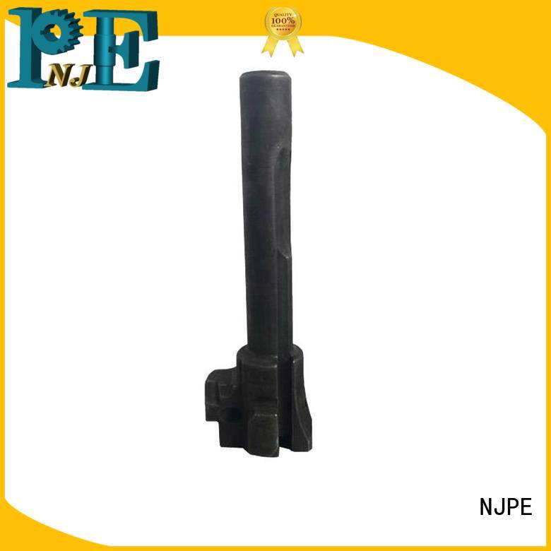 durable steel forging companies factory price for equipements NJPE