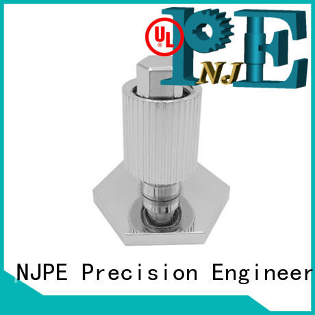 NJPE adjustable forged custom metal fabrication vendor for equipments