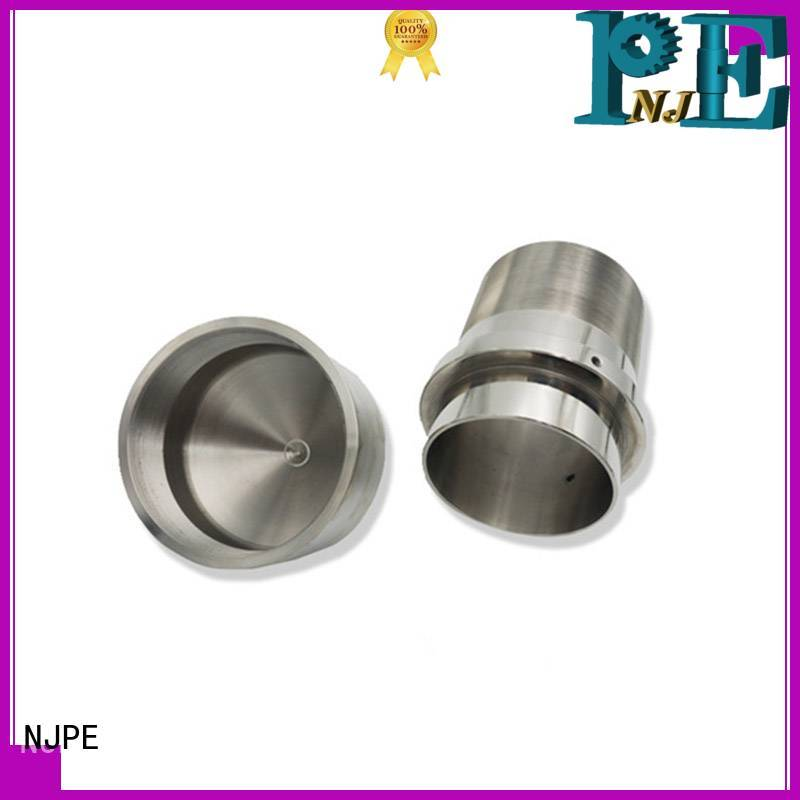NJPE powerful prototype machining for sale for industrial automation