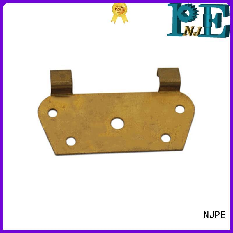 NJPE adjusted stamping sheet metal at home company for automobile