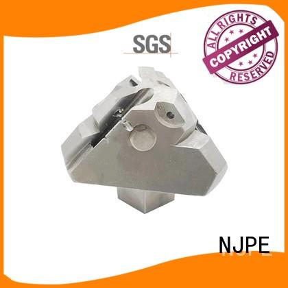 high reputation precision cast parts steel from china for industrial automation