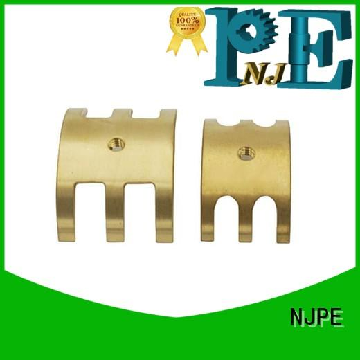 NJPE flexible aluminum forging suppliers manufacturer for equipements