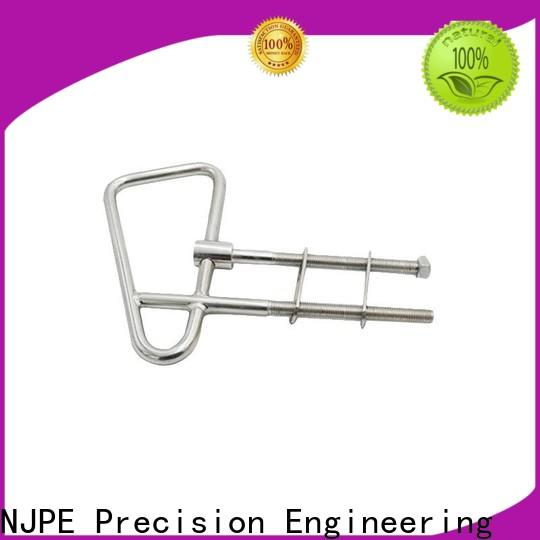 NJPE durable metal fabrication nyc factory for industrial automation