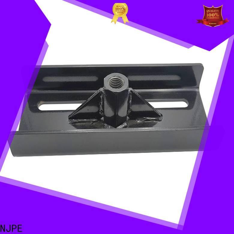 NJPE Best sheet metal bracket manufacturing process marketing for automobile