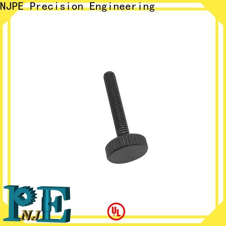 NJPE smooth heavy machining manufacturer for air valve