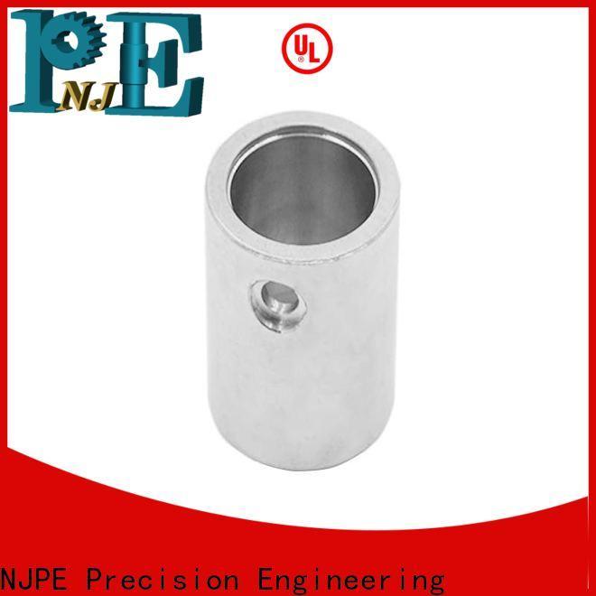 NJPE shaft prototype cnc machining manufacturers for equipments