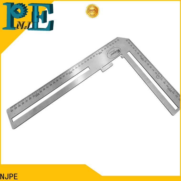 NJPE steel precision stamping company for equipments