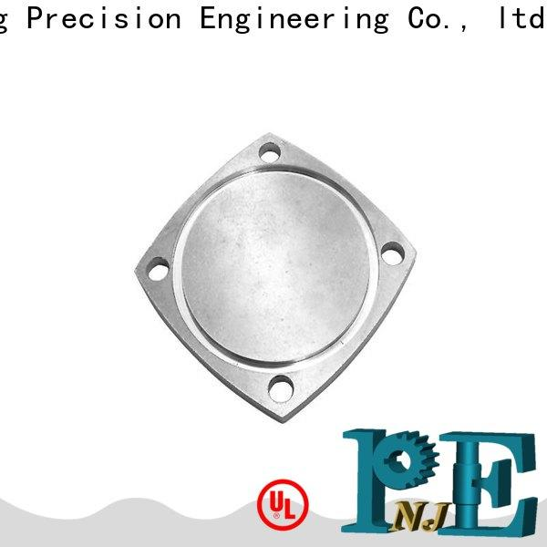NJPE machining cnc products simple operation for automobile
