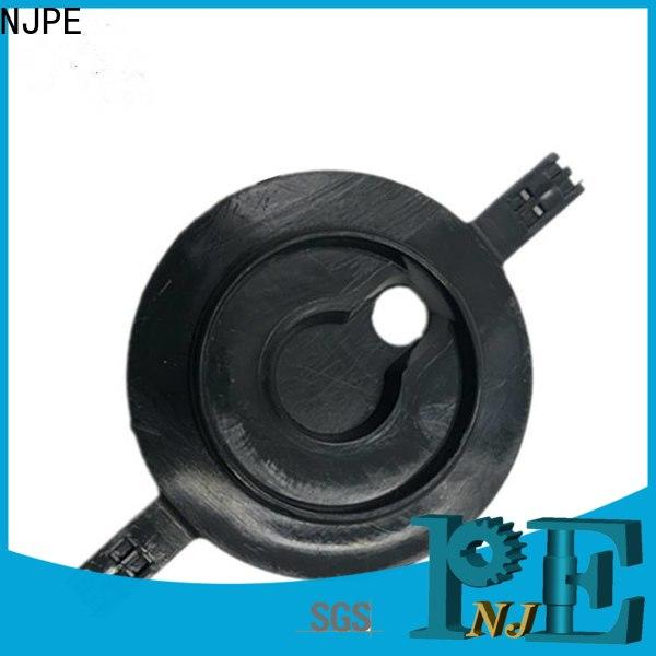 NJPE Latest injection molding plastic types Suppliers for equipments