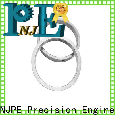 NJPE shaft c&c machining for business for equipments