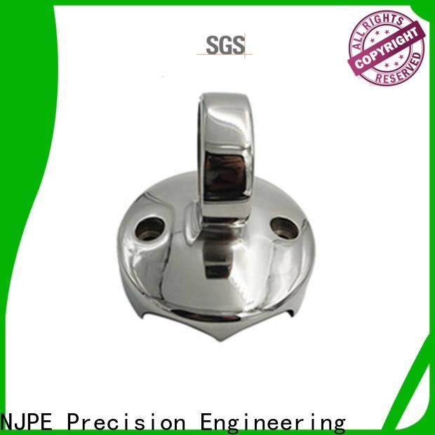 NJPE high quality 3d milling service vendor for industrial automation