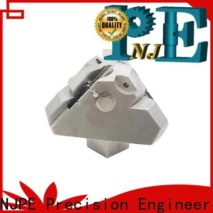 NJPE casting rapid cnc services marketing for industrial automation