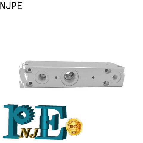 NJPE Custom best cnc manufacturers company for automobile