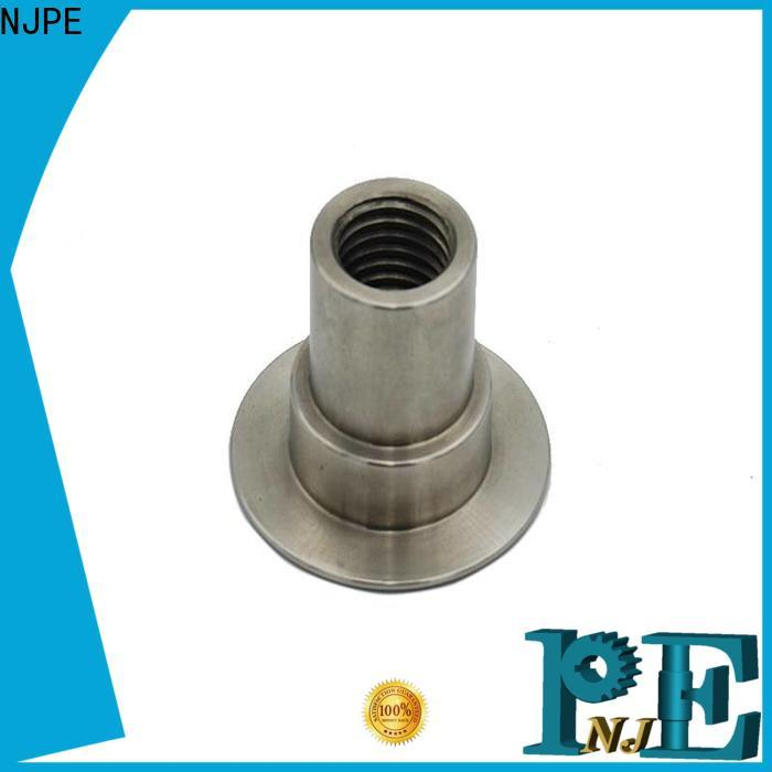 NJPE Best cnc metal mill in china for industrial automation