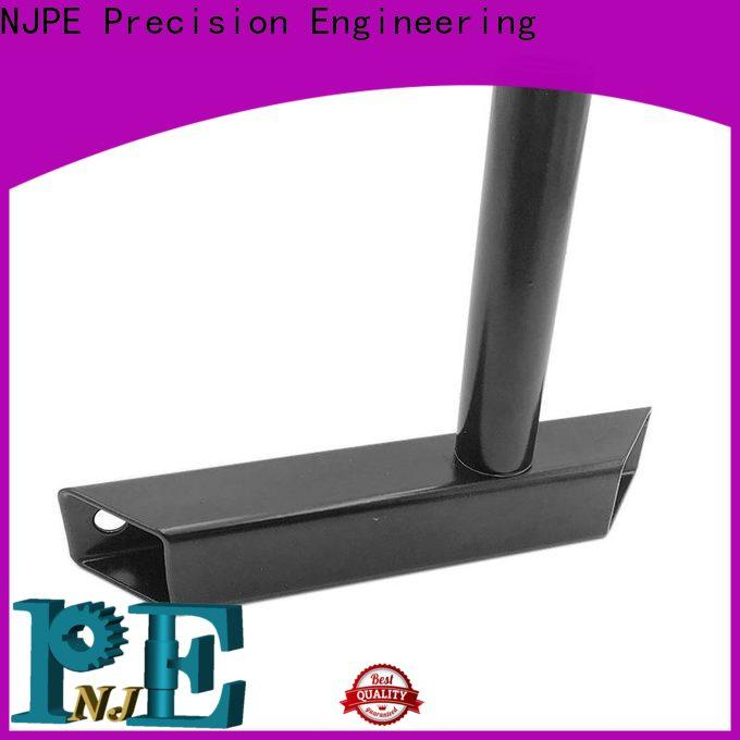 NJPE high reputation sheet metal fabrication nh from china for air valve