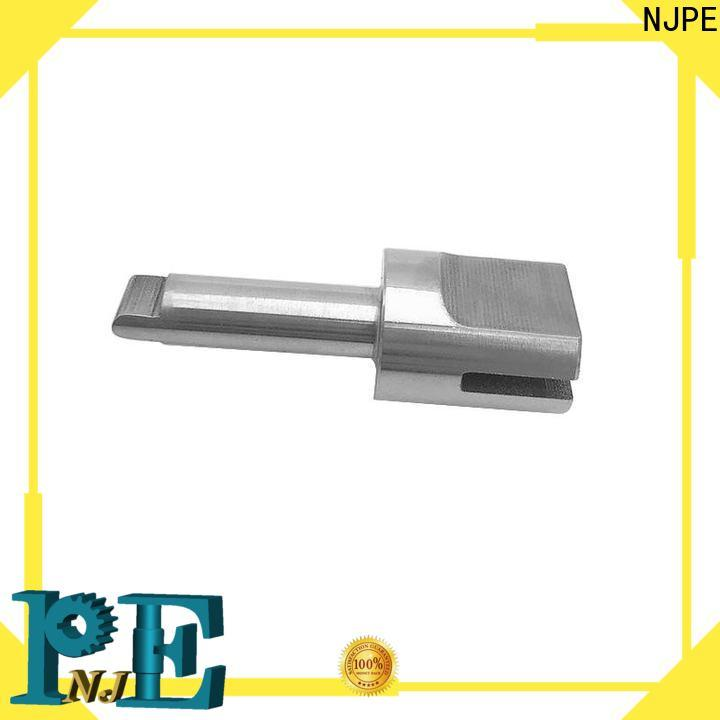 NJPE Wholesale cnc machining near me in china for automobile