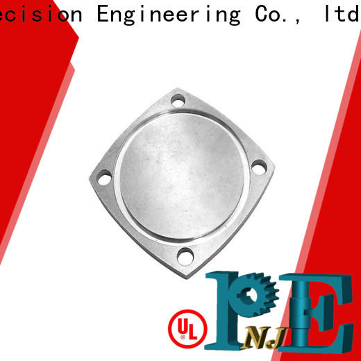 NJPE flexible cnc turning simple operation for automobile
