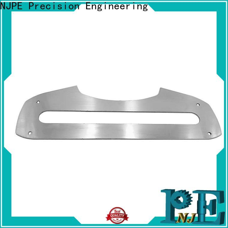 NJPE fashion design wire bending companies manufacturer for industrial automation