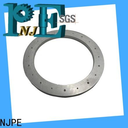 NJPE parts forged aluminum vs cast suppliers for industrial automation