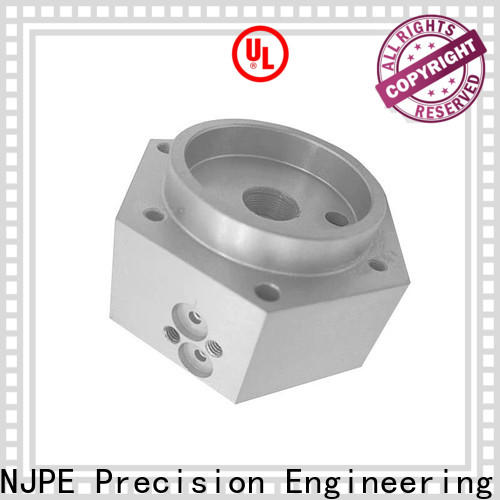 NJPE machining cnc milling process energy saving for industrial automation