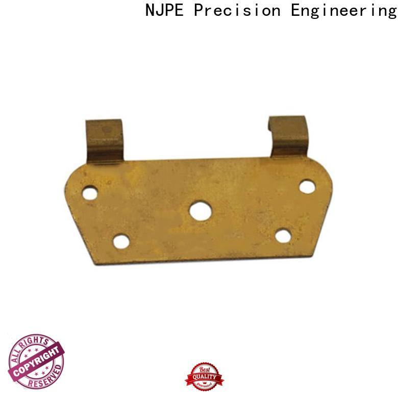 NJPE bending cnc metal company for industrial automation