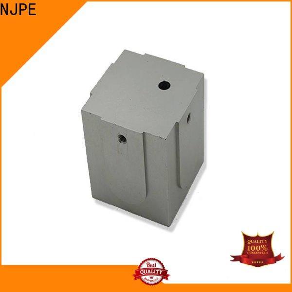 NJPE lathe plastic machining for business for equipments