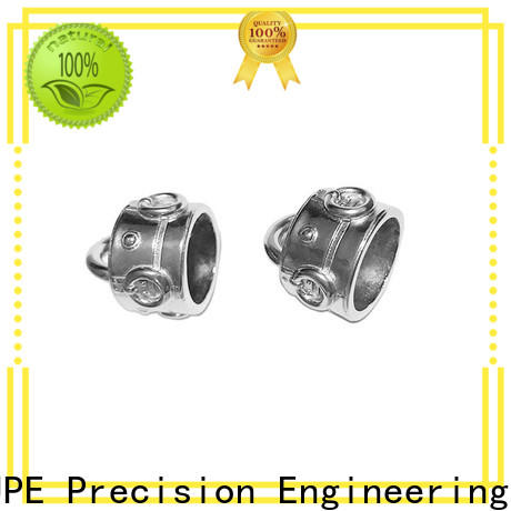NJPE parts cnc milling engineering overseas market for automobile