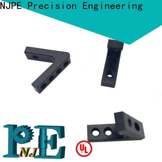 NJPE turned 3 axis cnc manufacturer for industrial automation