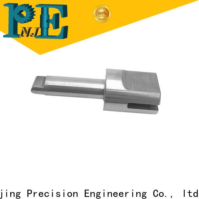 NJPE parts 4 axis cnc manufacturer for industrial automation