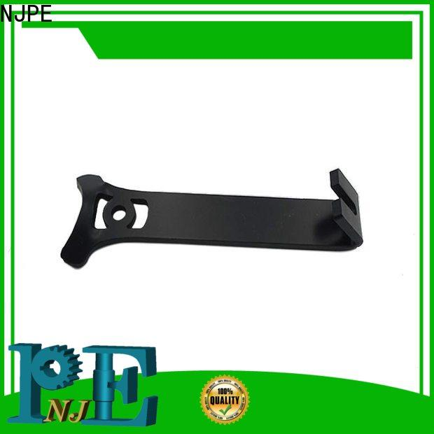 NJPE parts cnc products suppliers for industrial automation