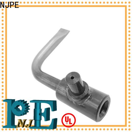 NJPE adjustable mandrel bent stainless tubing manufacturer for equipments