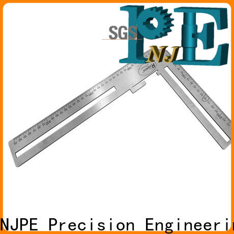 NJPE stainless cnc sheet metal company for equipments