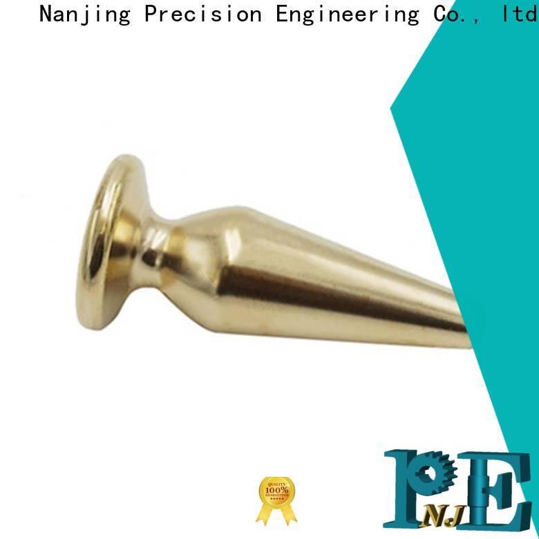 NJPE casting cnc turning service marketing for equipments