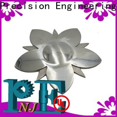 NJPE precision custom cnc grab now for equipments