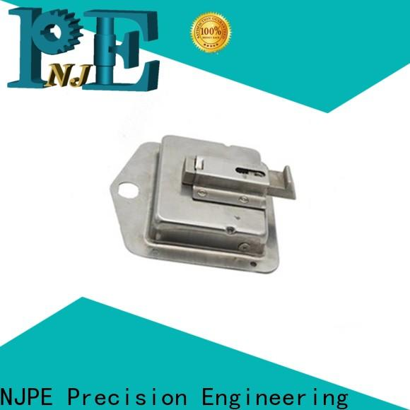 NJPE truck fabrication and assembly shop now for industrial automation