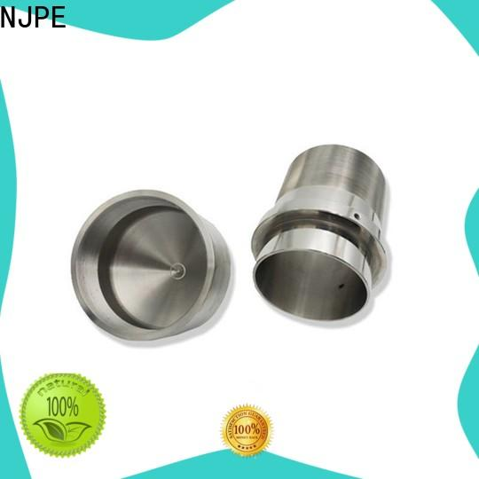 Custom production cnc machining machined company for air valve