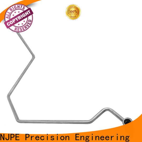 NJPE metal tube roller manufacturer for air valve