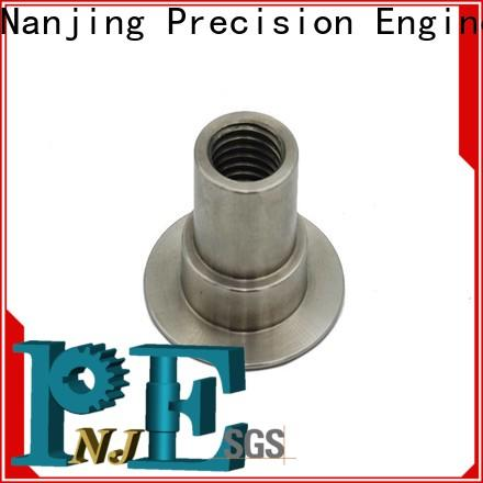 NJPE Custom metal machining parts manufacturer for industrial automation