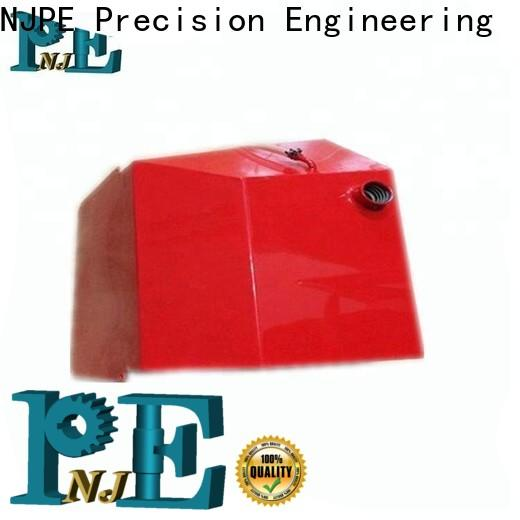 NJPE adjustable metal work fabrication for business for equipments