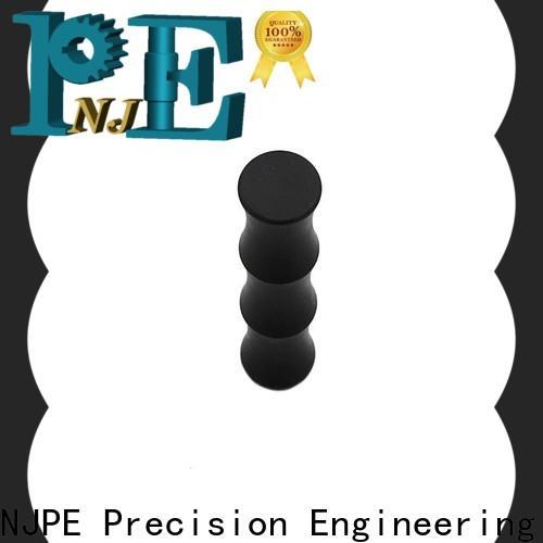 NJPE machined cnc mill motor marketing for air valve