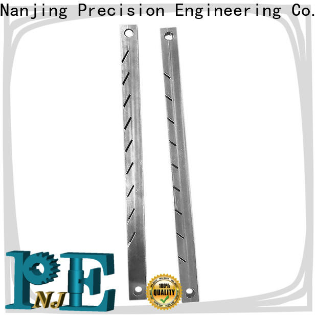 NJPE smooth cnc process factory price for industrial automation