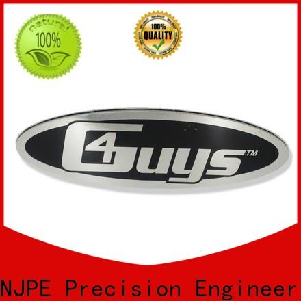 NJPE Latest aluminium stamping for sale for industrial automation